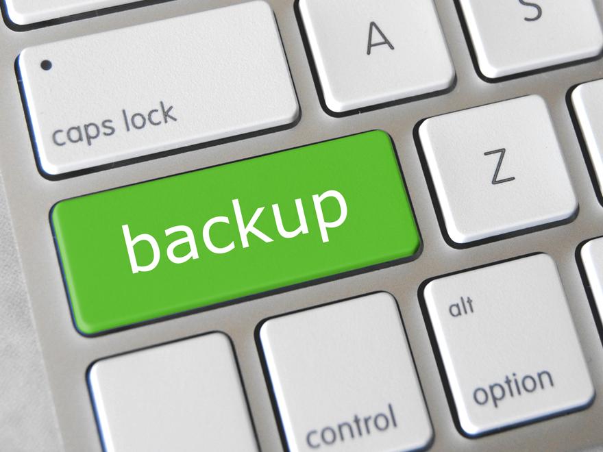 Cum putem realiza un backup din SSH?