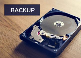 backup pentru Wordpress