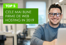 cele mai bune firme de web hosting din Romania in 2019