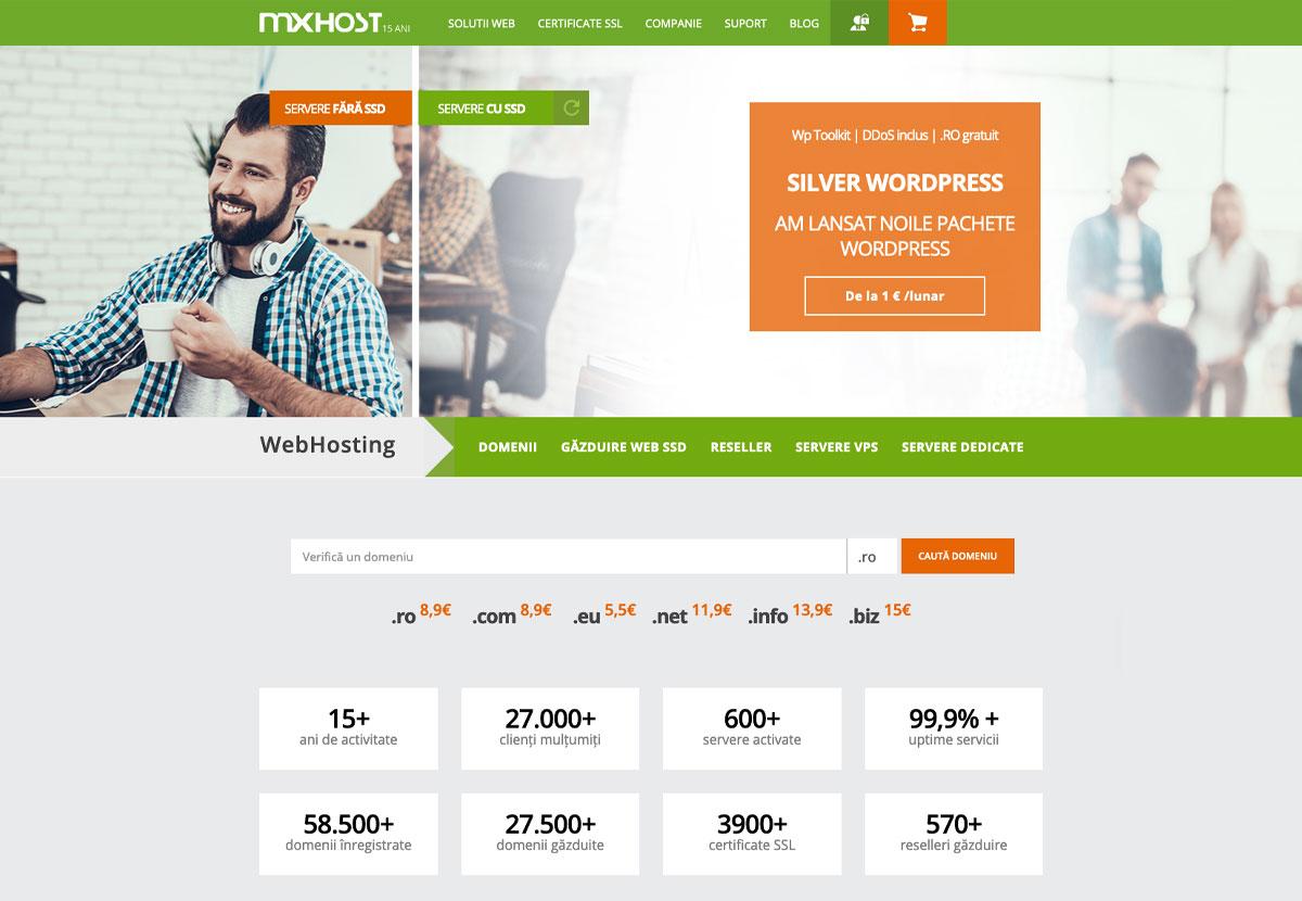 cea mai buna firma de web hosting